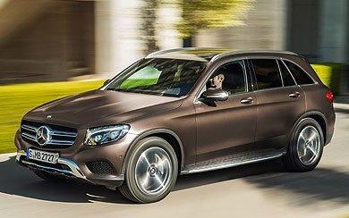 Ver mas info sobre el modelo Mercedes-Benz GLC