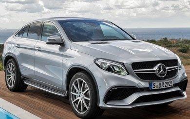 Ver mas info sobre el modelo Mercedes-Benz Clase GLE