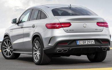 Mercedes benz gle 450 amg 4matic 2015 precio y for Mercedes benz 2016 precio