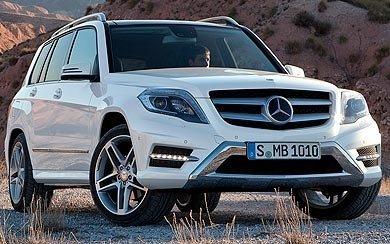 Ver mas info sobre el modelo Mercedes-Benz Clase GLK