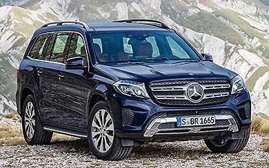 Ver mas info sobre el modelo Mercedes-Benz GLS