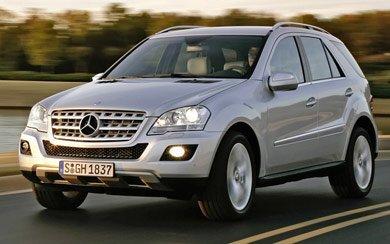Foto Mercedes-Benz ML 450 HYBRID (2010-2011)
