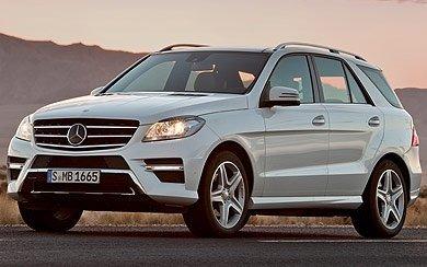 Ver mas info sobre el modelo Mercedes-Benz Clase M