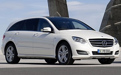 Ver mas info sobre el modelo Mercedes-Benz Clase R