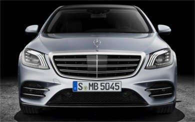 Ver mas info sobre el modelo Mercedes-Benz Clase S