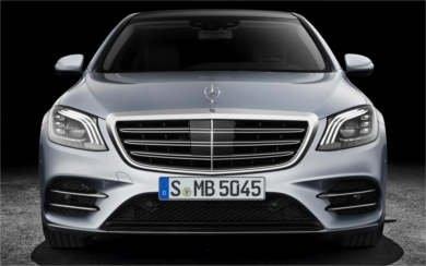Mercedes benz s 560 2017 precio y ficha t cnica for Mercedes benz 2017 precio