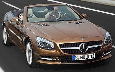 Ver mas info sobre el modelo Mercedes-Benz Clase SL
