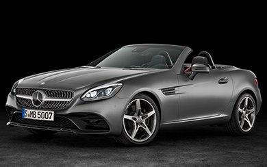 Ver mas info sobre el modelo Mercedes-Benz SLC