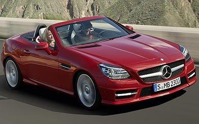 Ver mas info sobre el modelo Mercedes-Benz Clase SLK