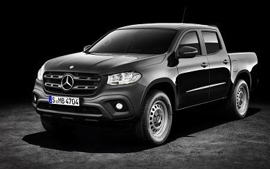 Ver mas info sobre el modelo Mercedes-Benz Clase X
