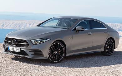 Ver mas info sobre el modelo Mercedes-Benz CLS