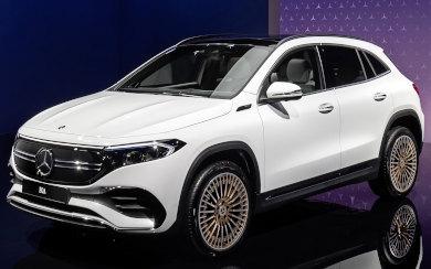 Ver mas info sobre el modelo Mercedes-Benz EQA