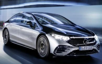 Ver mas info sobre el modelo Mercedes-Benz EQS