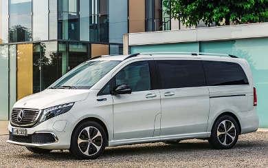 Ver mas info sobre el modelo Mercedes-Benz EQV