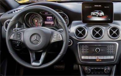Mercedes benz gla 180 2017 precio y equipamiento for Mercedes benz 2017 precio