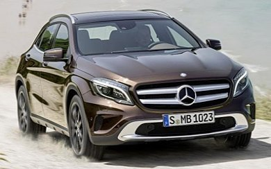 Ver mas info sobre el modelo Mercedes-Benz Clase GLA