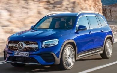 Mercedes Benz Glb 180 7 Plazas 2020 Precio Y Ficha Técnica
