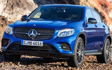 Ver mas info sobre el modelo Mercedes-Benz GLC Coupé