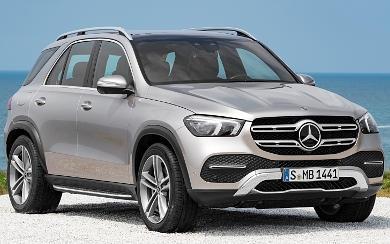 Ver mas info sobre el modelo Mercedes-Benz GLE