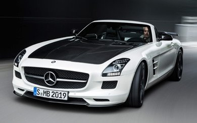 Ver mas info sobre el modelo Mercedes-Benz SLS AMG