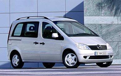 Ver mas info sobre el modelo Mercedes-Benz Vaneo