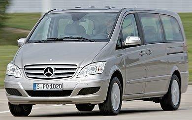 Ver mas info sobre el modelo Mercedes-Benz Viano