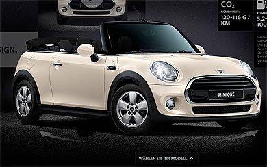 Ver mas info sobre el modelo MINI MINI Cabrio