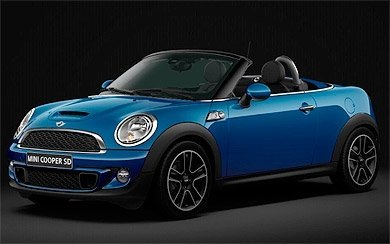 Foto MINI Cooper SD Roadster (2012-2012)