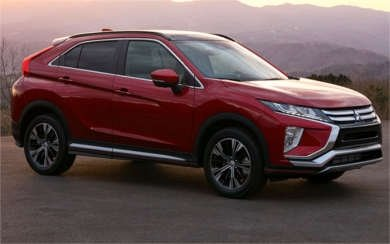 Ver mas info sobre el modelo Mitsubishi Eclipse Cross