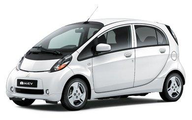 Ver mas info sobre el modelo Mitsubishi i-MiEV