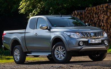 Ver mas info sobre el modelo Mitsubishi L200