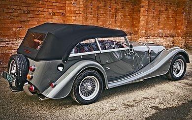 Ver mas info sobre el modelo Morgan Roadster