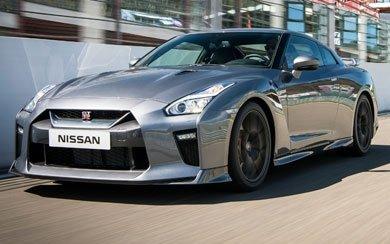Ver mas info sobre el modelo Nissan GT-R
