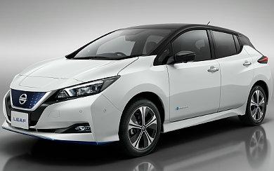 Foto Nissan LEAF E+ 3.ZERO (2019)