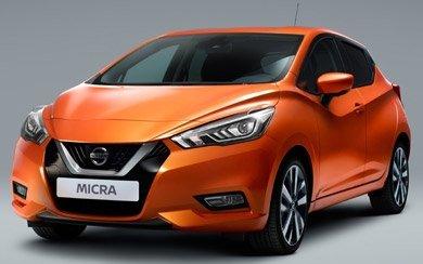 Ver mas info sobre el modelo Nissan Micra