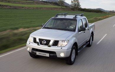 Foto Nissan Navara 2.5 dCi (171 CV) LE Doble Cabina 4x4 (2008-2010)