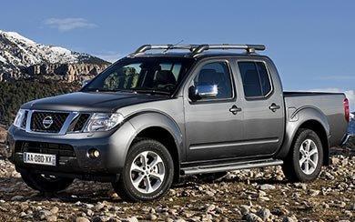 Ver mas info sobre el modelo Nissan Navara