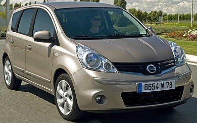 Ver mas info sobre el modelo Nissan Note