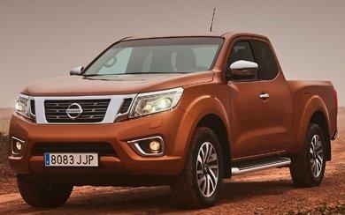 Ver mas info sobre el modelo Nissan NP300 Navara
