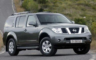 Foto Nissan Pathfinder 2.5 dCi (171 CV) XE 5 plazas (2008-2010)