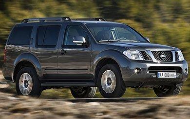 Foto Nissan Pathfinder XE 2.5 dCi 190 CV 7 plazas (2010-2011)