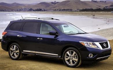 Foto Nissan Pathfinder 2013 (2013-2014)