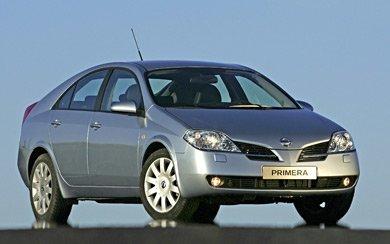 Ver mas info sobre el modelo Nissan Primera