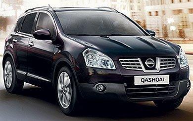 Foto Nissan Qashqai 4x4 2.0 dCi Tekna Sport Aut. (2009-2010)