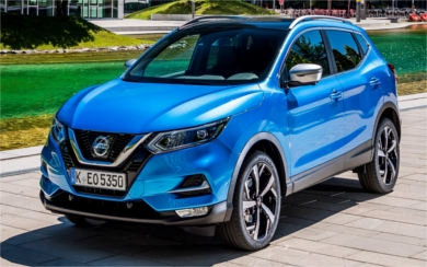 Ver mas info sobre el modelo Nissan Qashqai