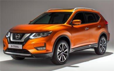Ver mas info sobre el modelo Nissan X-Trail