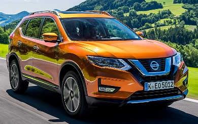 Foto Nissan X-Trail DIG-T 120 kW (160 CV) DCT 4x2 Tekna (2019)