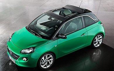 Ver mas info sobre el modelo Opel ADAM