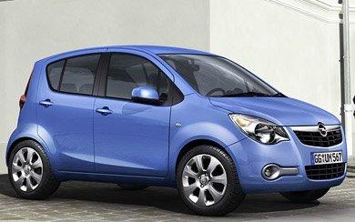 Ver mas info sobre el modelo Opel Agila