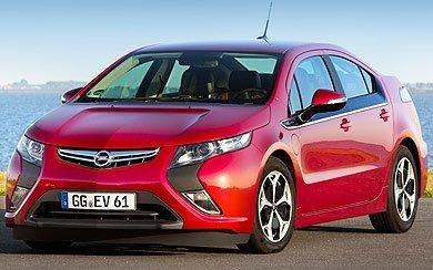 Ver mas info sobre el modelo Opel Ampera